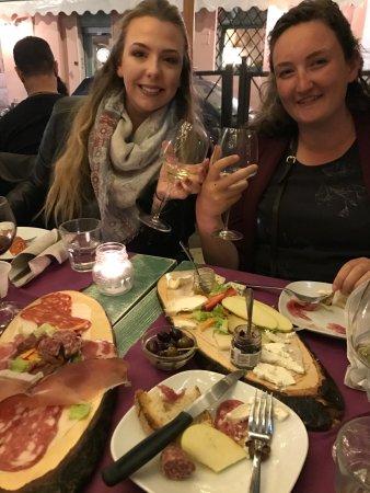 Enoteca Trastevere: antipasto plates
