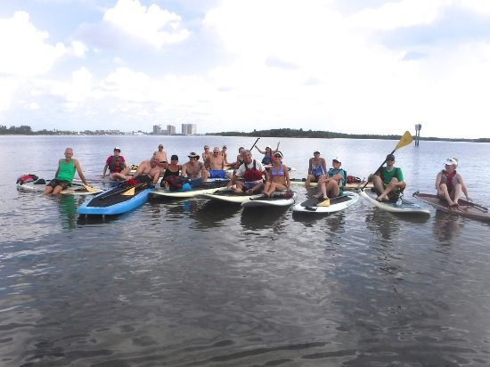 Lake Worth, FL: Corporate Parties are great for teambuilding AND fun!!!