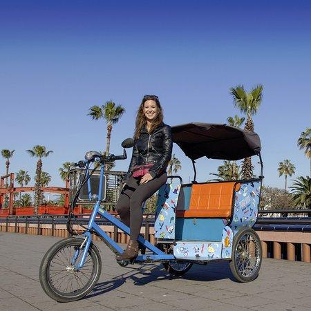 Pura Vida Rickshaw Tours