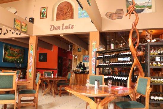 Inneneinrichtung - Picture Of Restaurante Don Luis, Monteverde