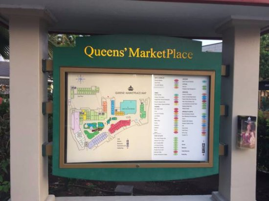Waikoloa, HI: Queens' Marketplace