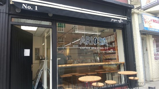 Drogheda, Ireland: Ariosa Cafe