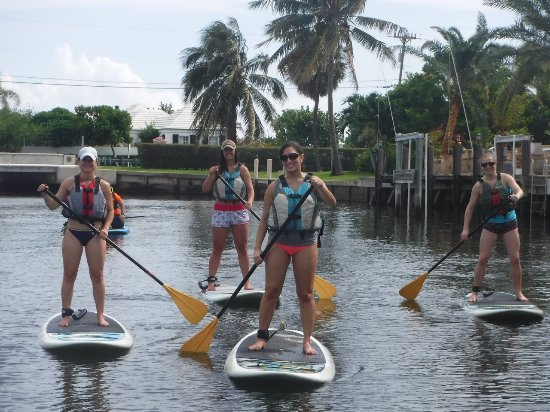 Lake Worth, FL: Girls just want to have fun....on the water!