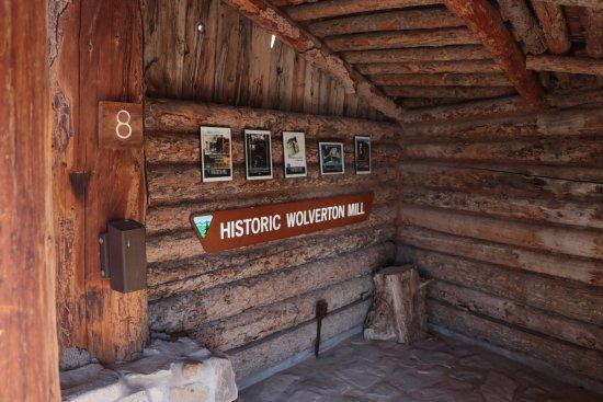 Hanksville, UT: The Wolverton Mill - inside info