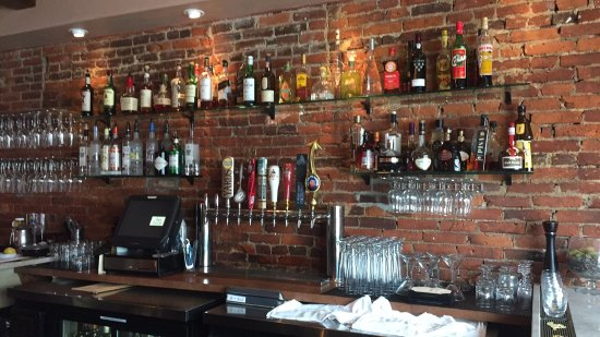 Conshohocken, Pennsylvanie : Bar at Bar Lucca