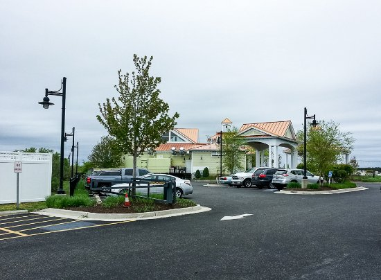 Grasonville, MD: parking
