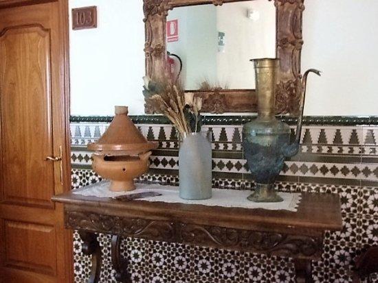 Archidona, Spanje: Communal area
