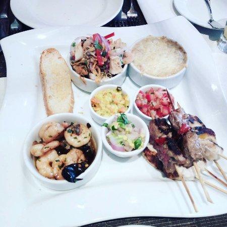 Hilton Garden Inn Santiago Airport: Restaurant