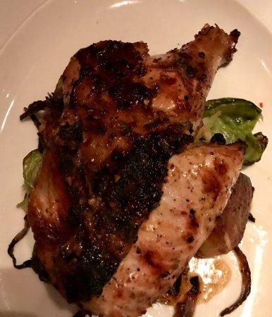 Belmont, Californien: Pollo alla Diavola