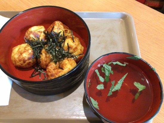 Takarazuka, Japonia: 明石焼き