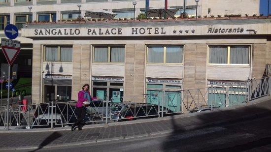 hotel sangallo palace perugia recensioni trattoria - photo#5
