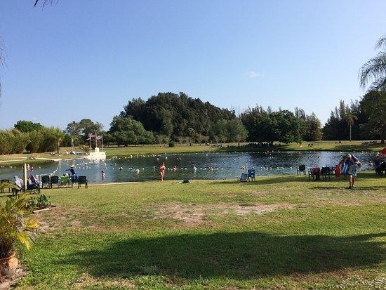 North Port, فلوريدا: Plenty of room