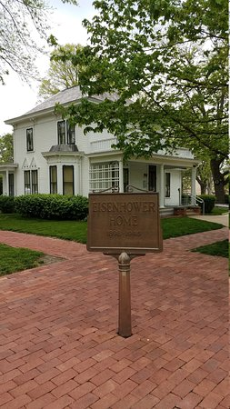 Dwight D. Eisenhower Library and Museum: 20170425_115440_large.jpg