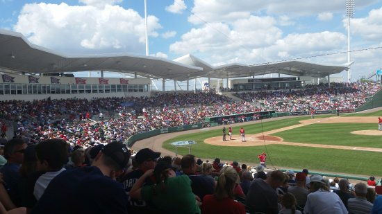 JetBlue Park: view to the left