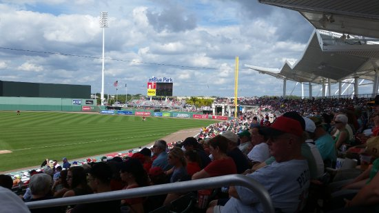 JetBlue Park: view to the right
