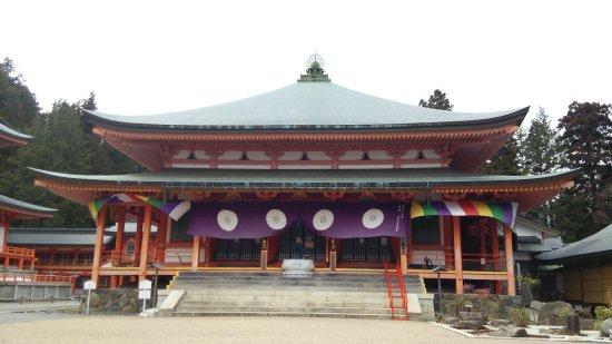 Hieizan Enryaku-ji Temple