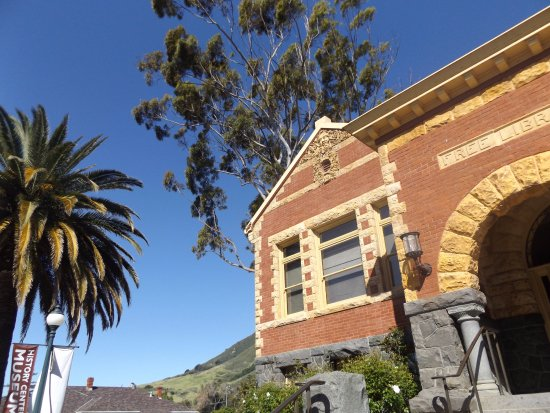 History Center and Museum of San Luis Obispo County : History Center and Museum