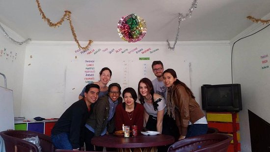 Guanajuato, Mexico: Welcome to Adelita Language School
