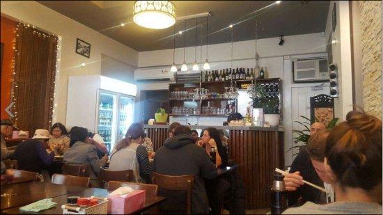 Footscray, ออสเตรเลีย: Counter