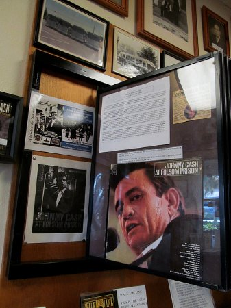 Folsom, CA: Johnny Cash
