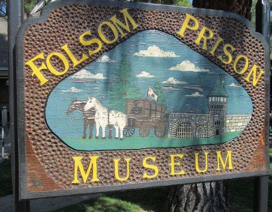 Folsom Prison Entrance