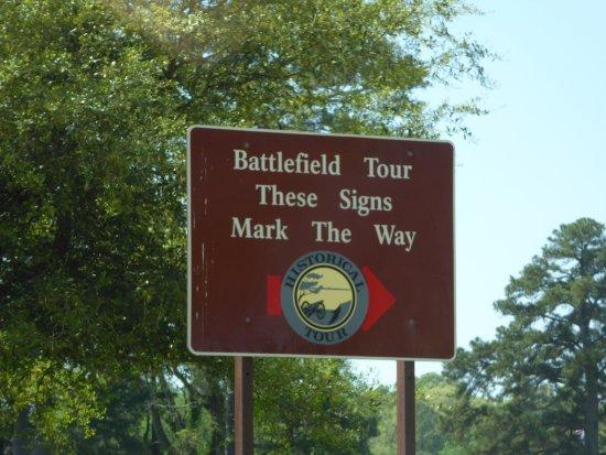 Yorktown, Βιρτζίνια: Sign