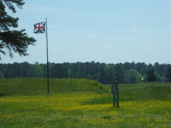 Yorktown, Βιρτζίνια: Battlefield