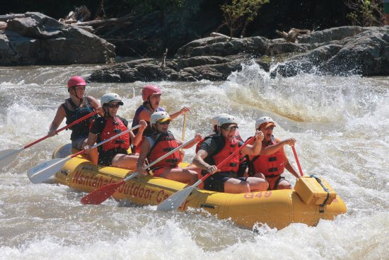French Broad Rafting - Nantahala Outdoor Center