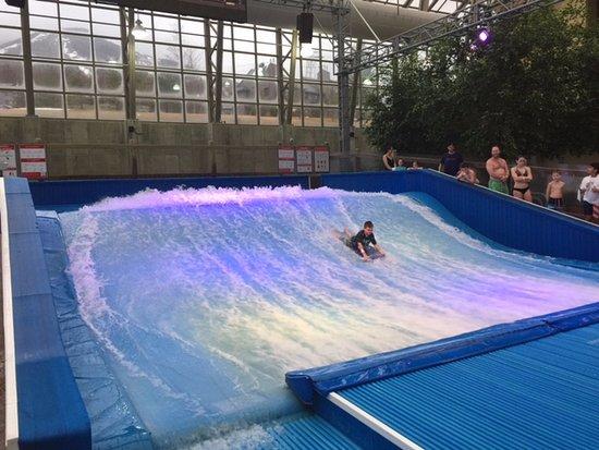 Jay, VT: Water Park Surf Rider
