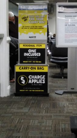 Spirit Airlines Photo