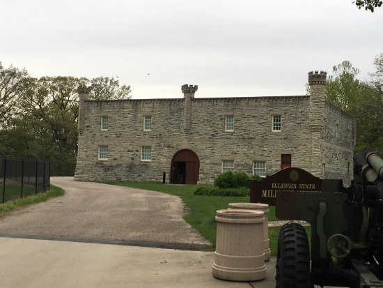 Illinois State Military Museum Photo