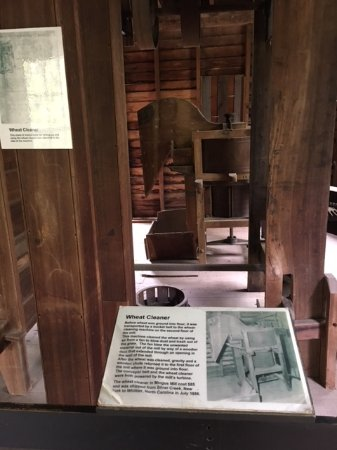 Great Smoky Mountains National Park, Carolina del Norte: The story of the mill
