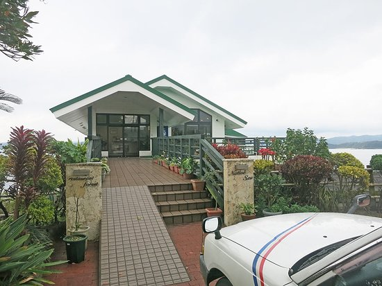 Oshima-gun Tatsugo-cho, Japan: ресторан