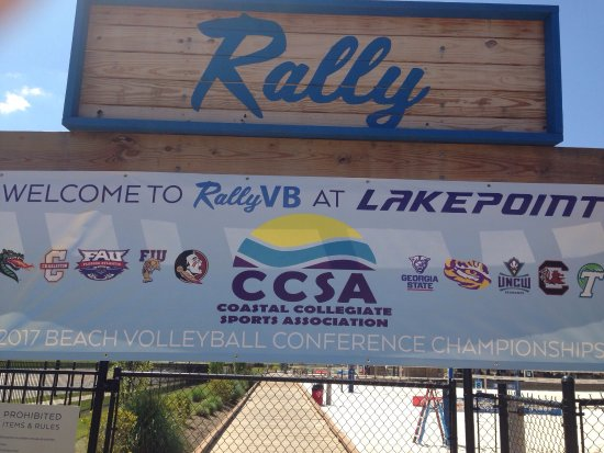 Rally Volleyball Center at LakePoint Sports=Wow! - Picture