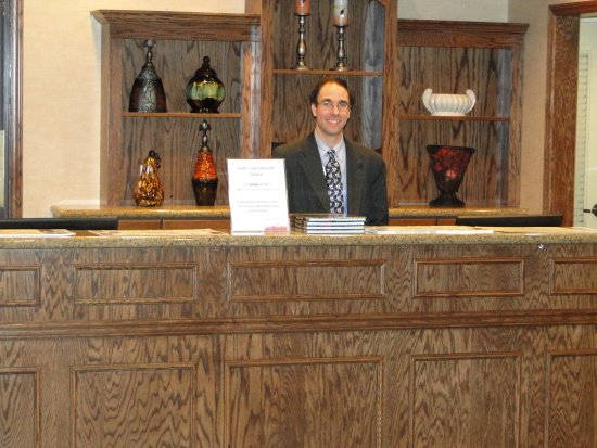 Country Inn & Suites By Carlson, Asheville West (Biltmore Estate) : friendly and courteous staff