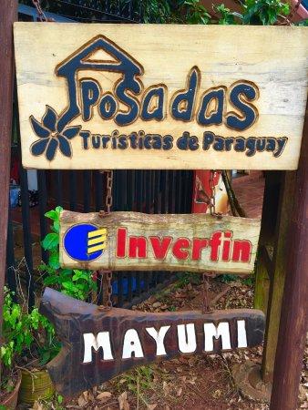 Colonia Yguazu, Paraguay: ペンションソノダ