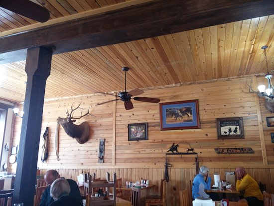 Cowboy S Smokehouse Cafe Panguitch Ut