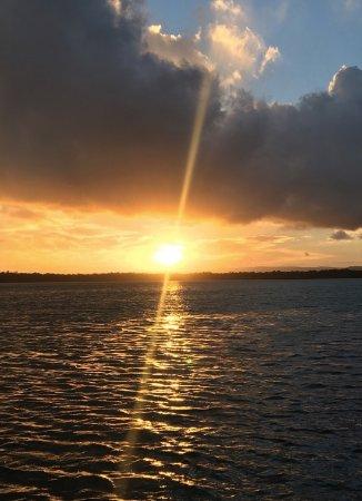 Tewantin, Australia: Sunset