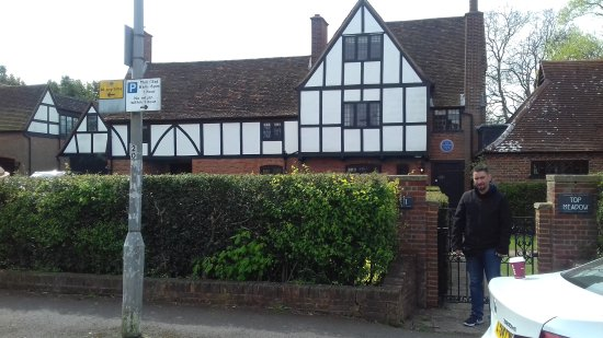Beaconsfield, UK: The Home of G. K. Chesterton