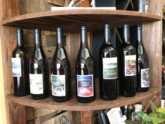 Clarkdale, AZ: The Wines