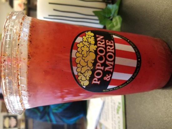 Tolleson, AZ: Spicy lemonade