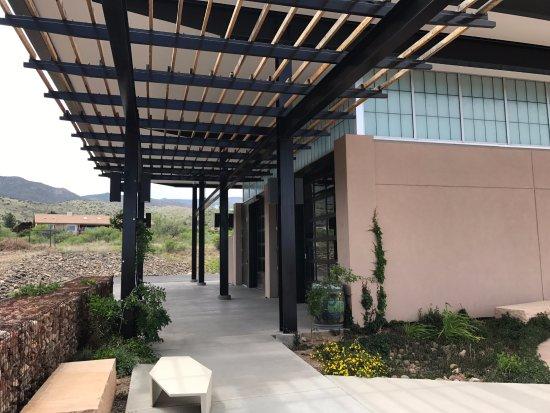 Clarkdale, AZ: The Building