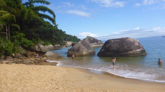 Vermelha Beach: Visão geral da Praia do Gaucho