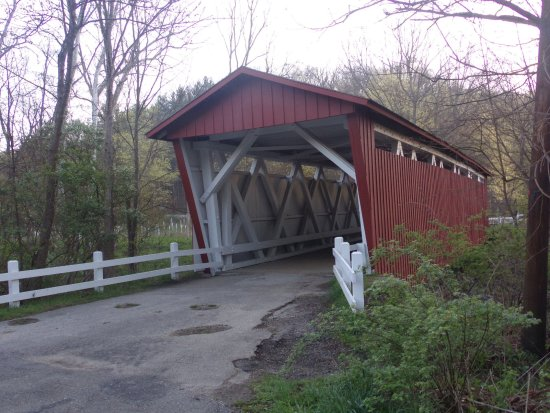 Everett Covered Bridge, Peninsula, OH