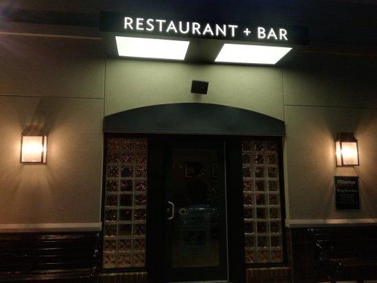 Manchester, TN: Entrada restaurante