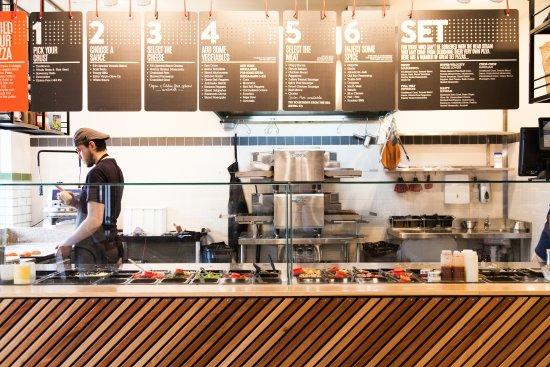 Campbelltown, Australia: Great set up Pizza Pasta Please