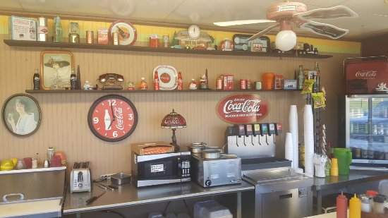 Caryville, TN: The diner