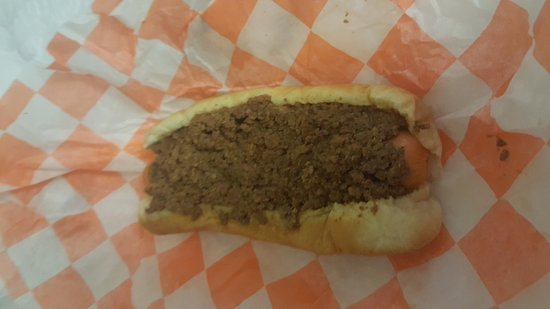 Caryville, Tennessee: The Chili Dog