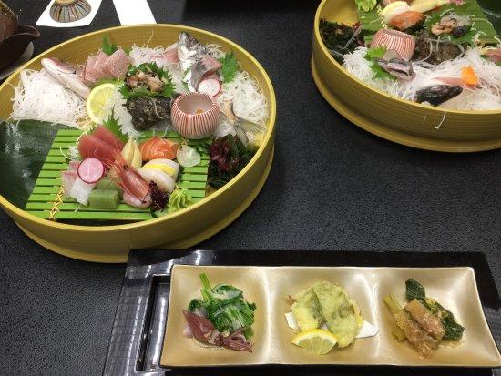 Kanpo no yado Ome: 夕食