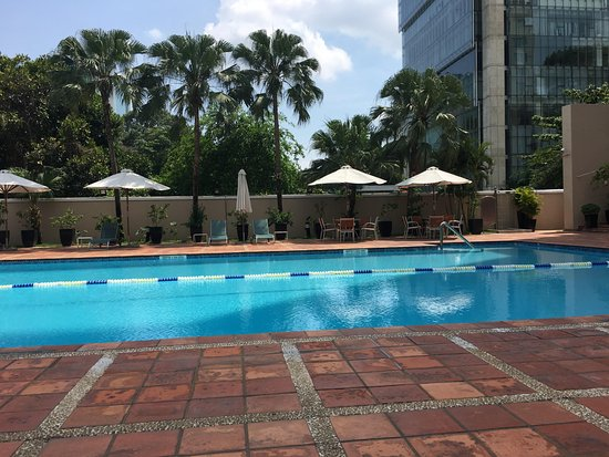 Swimming Pool Picture Of Somerset Chancellor Court Ho Chi Minh City Tripadvisor